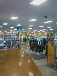 Goodwill Stony Point Rd., Santa Rosa, CA Interior