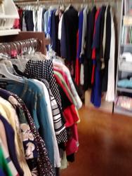 Inside St. Eugene's Cathedral Thrift Shop