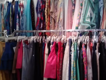 Dry Cleaning and Washing Vintage Clothes, Thrift Store Clothes