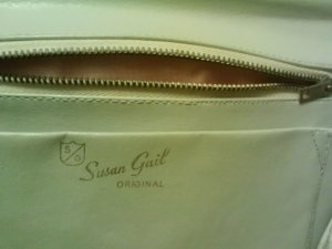 retro vintage susan gail handbag purse