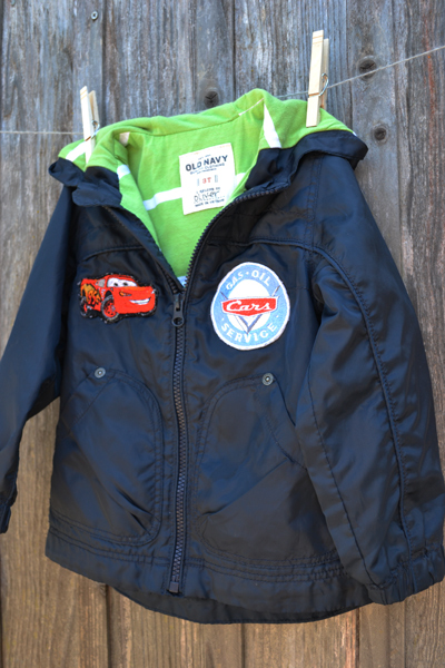 boys clothing, Old Navy Disney/Pixar Cars windbreaker jacket, back-to-school shopping