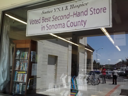 Sutter Care At Home Thrift Store in Rohnert Park, CA