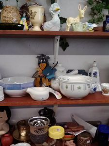 Previously Loved Household Items at Sutter Care At Home Thrift Store in Rohnert Park, CA
